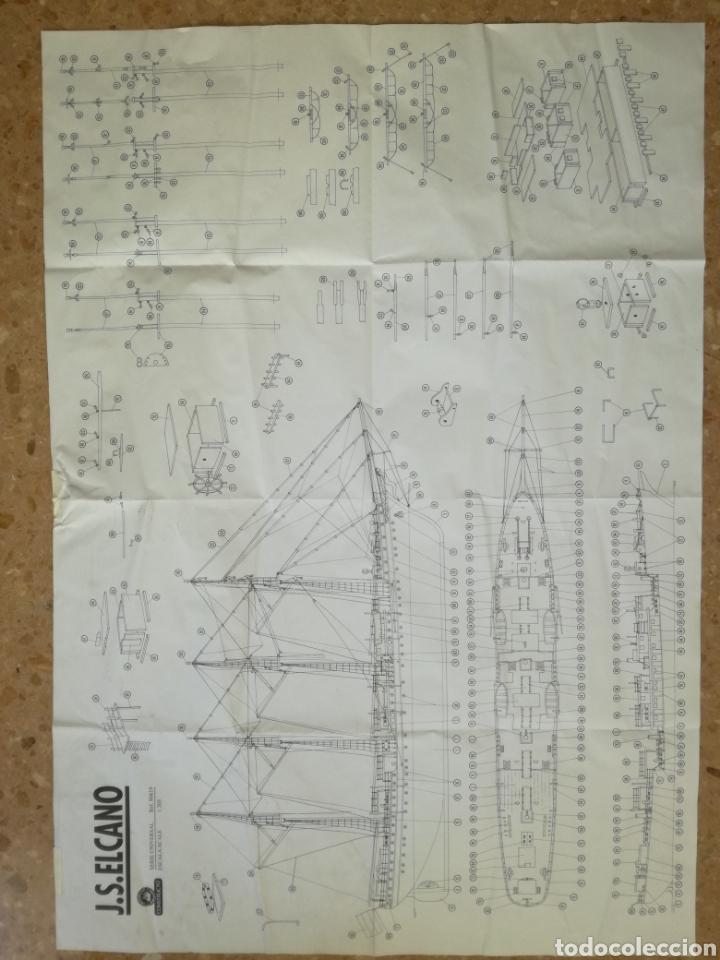 Maquetas: Modelismo Juan Sebastián el Cano Constructo. - Foto 5 - 127445382