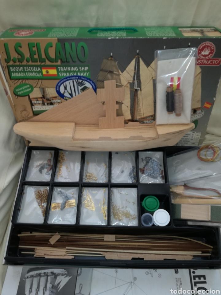 Maquetas: Modelismo Juan Sebastián el Cano Constructo. - Foto 7 - 127445382