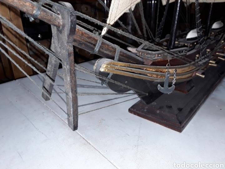 Maquetas: Barco fragata española en madera escala 1/16 - Foto 3 - 127669207