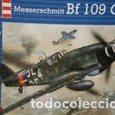 Maquetas: REVELL - MESSERSCHMITT BF 109 G-10 04160 1/72. Lote 127680159