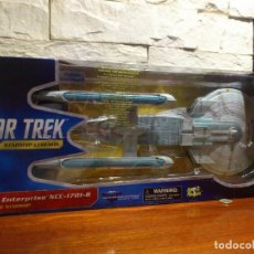 Maquetas: STAR TREK - NAVE - U.S.S. ENTERPRISE - NCC 1701 B - DIAMOND SELECT - LUCES Y SONIDOS - NUEVO -. Lote 127685039