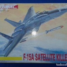 Maquetas: F-15A SATELLITE KILLER ESCALA 1:144 DE DRAGON. . Lote 127794163