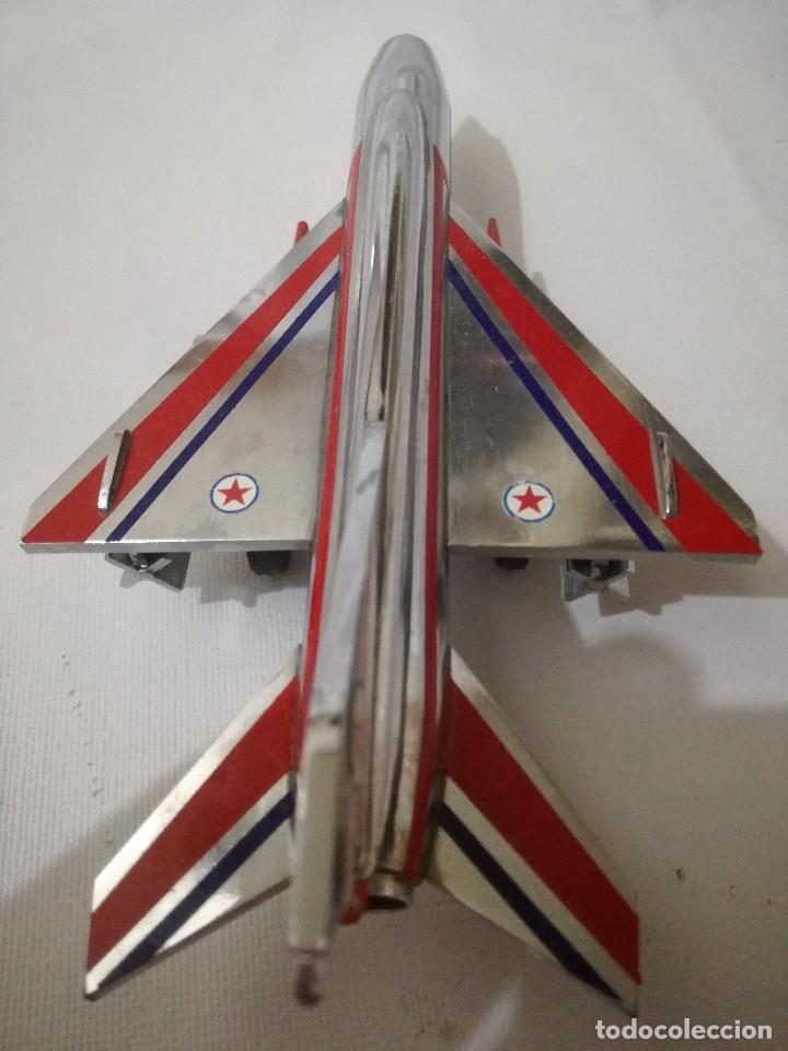 Maquetas: AVION METALICO-20 largo 11 ancho 6,5 alto (centimetros) peso 324 gramos-RARO, NO HAY NADA PARECIDO - Foto 6 - 128182415
