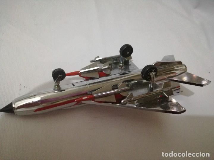 Maquetas: AVION METALICO-20 largo 11 ancho 6,5 alto (centimetros) peso 324 gramos-RARO, NO HAY NADA PARECIDO - Foto 9 - 128182415
