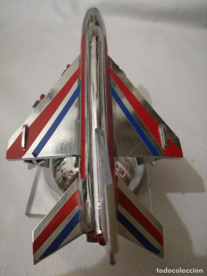 Maquetas: AVION METALICO-16 largo 8,5 ancho 8,2 alto (centimetros) 278 gramos-RARO, NO HAY NADA PARECIDO - Foto 6 - 128182659