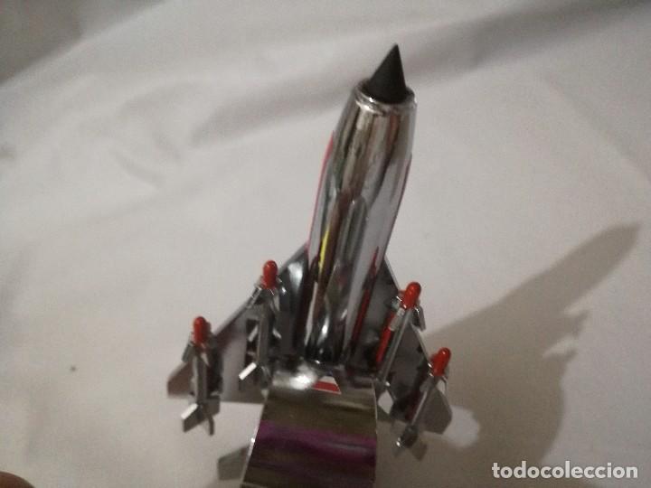 Maquetas: AVION METALICO-16,5 largo 8 ancho 9 alto (centimetros) 267 gramos-RARO, NO HAY NADA PARECIDO - Foto 9 - 128182751