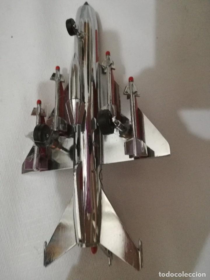 Maquetas: AVION METALICO-19 largo 10,5 ancho 6,5 alto (centimetros) 284 gramos-RARO, NO HAY NADA PARECIDO - Foto 15 - 128183211