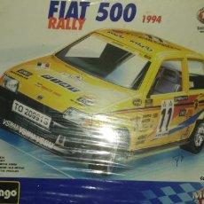 Maquetas: MAQUETA BURAGO FIAT 500 1994 SIN ABRIR. Lote 128838554