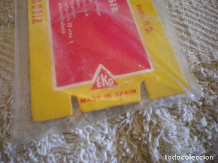 Maquetas: TANQUE EKO PLASTICO COLOR VERDE MILITAR NUEVO EN SU PLASTICO ORIGINAL - Foto 3 - 129435727