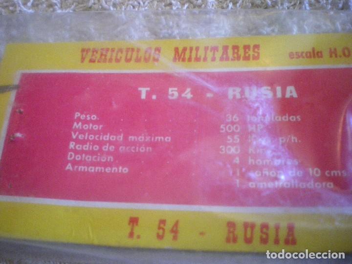 Maquetas: TANQUE EKO PLASTICO COLOR VERDE MILITAR NUEVO EN SU PLASTICO ORIGINAL - Foto 7 - 129435727