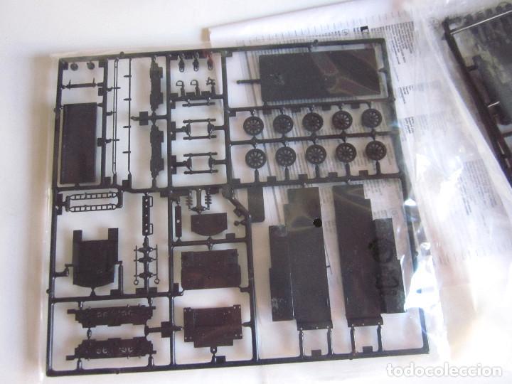 Maquetas: Locomotora Revell Baureihe 18 505 Tender 2'3 T 38 sin abrir plásticos con Manual de montaje - Foto 2 - 129695783