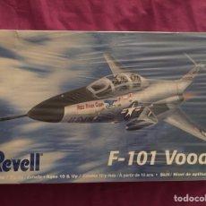 Maquetas: F-101 VOODOO 1:48 REVELL MAQUETA AVIÓN. Lote 130039830