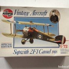 Maquetas: MAQUETA VINTAGE AIRCRAFT AIRFIX. Lote 130063683