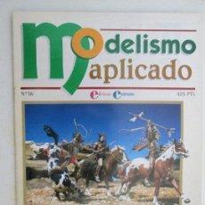 Maquetas: MODELISMO APLICADO Nº 56. Lote 130239022