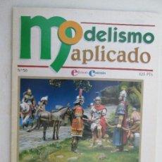 Maquetas: MODELISMO APLICADO Nº 50. Lote 130239318