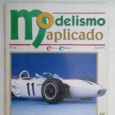 Maquetas: MODELISMO APLICADO Nº 44. Lote 130239590