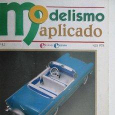 Maquetas: MODELISMO APLICADO Nº 42. Lote 130239682