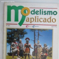 Maquetas: MODELISMO APLICADO Nº 40. Lote 130239770