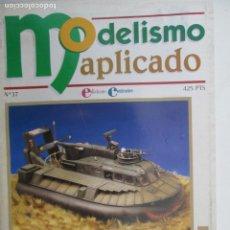 Maquetas: MODELISMO APLICADO Nº 37. Lote 130239942