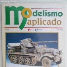 Maquetas: MODELISMO APLICADO Nº 28. Lote 130240314