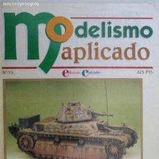 Maquetas: MODELISMO APLICADO Nº 15. Lote 130240934