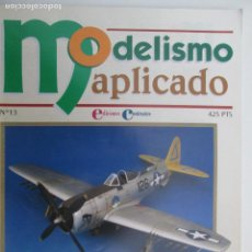Maquetas: MODELISMO APLICADO Nº 13. Lote 130241010