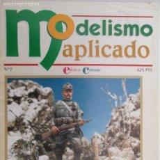 Maquetas: MODELISMO APLICADO Nº 7. Lote 130241194