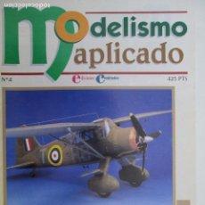 Maquetas: MODELISMO APLICADO Nº 4. Lote 130241362