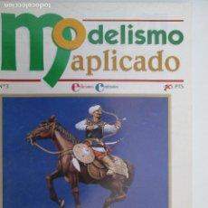 Maquetas: MODELISMO APLICADO Nº 3. Lote 130241462