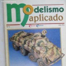 Maquetas: MODELISMO APLICADO Nº 1. Lote 130241554