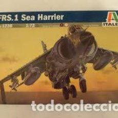 Maquetas: ITALERI - FRS.1 SEA HARRIER 1236 1/72. Lote 159068649