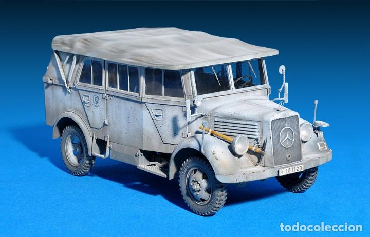 50bce0a4c61f8e l1500a (kfz.70) german personnel car miniart 1 - Buy Military Scale ...