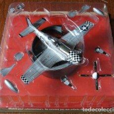 Maquetas: AVION DE COMBATE NORTH AMERICAN P-51D MUSTANG USA 1:72. Lote 131005152