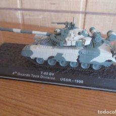 Maquetas: ALTAYA - CARROS DE COMBATE: MAQUETA EN METAL T-88 BV. Lote 222378573