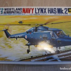Maquetas: NAVY LYNX HAS MK.2 1/72. JAPAN. Lote 131460738