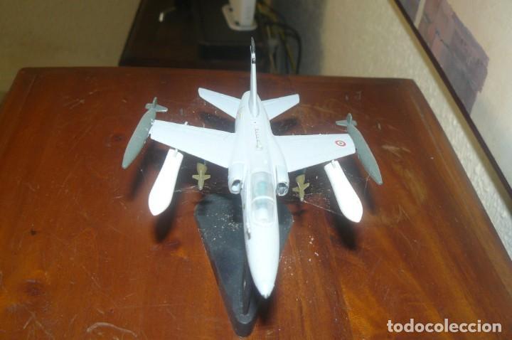 Maquetas: Juguete Avión de Combate Caza - Metal Excelente Pieza - Foto 2 - 160926862