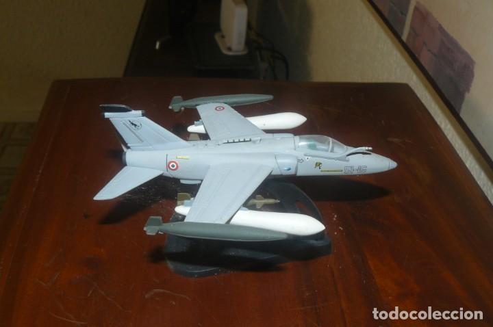 Maquetas: Juguete Avión de Combate Caza - Metal Excelente Pieza - Foto 3 - 160926862