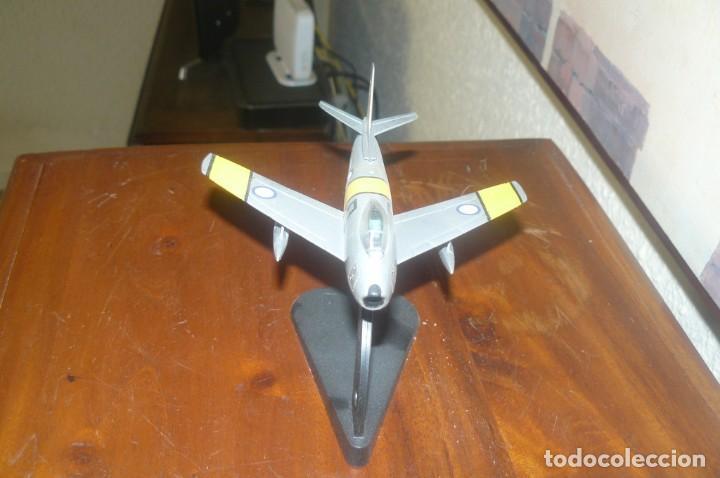 Maquetas: Juguete- Avión de Combate Caza - Metal - Excelente Pieza - Foto 2 - 132157446