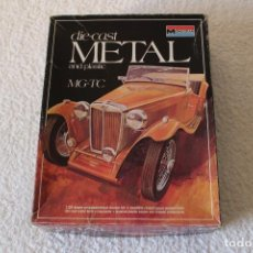Maquetas: MONOGRAM. ESCALA 1/24 - MG-TC (PLASTICO Y METAL) - MADE IN USA 1977,. Lote 132514050