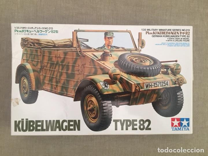 Kubelwagen type 82 1:35 tamiya 35213 maqueta ve - Sold