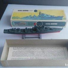 Maquetas - ANTIGUA MAQUETA BARCO AIRFIX HMS DARING - 133101930