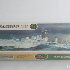Maquetas - ANTIGUA MAQUETA BARCO AIRFIX HMS COSSACK 600 - 133102110