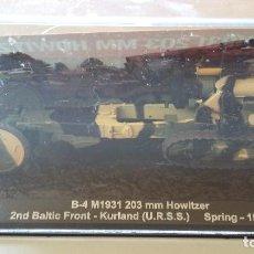 Maquetas: OBUS B 4 M 1931 HOWITZER CARRO DE COMBATE ALTAYA 1/72. Lote 133552110