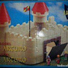 Maquetas: CASTILLO PARA CONSTRUIR. Lote 133674966