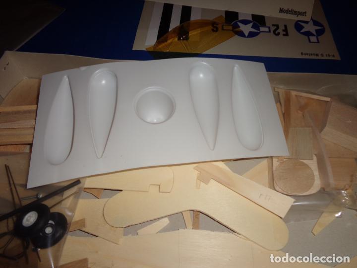 Maquetas: MAQUETA - MUSTANG P-51 D ESCALA 1/20 MAQUETA ESTATICA MODELIMPORT VER FOTOS Y DESCRIPCION! SM - Foto 16 - 133951242