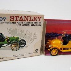 Maquetas: 1907 STANLEY - MIDORI AÑO 1970 ESCALA 1:28 - MECANISMO FUNCIONANDO PERFECTAMENTE. Lote 134449022