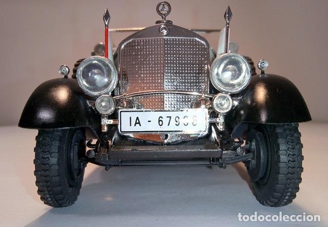 Maquetas: Maqueta del Mercedes-Benz G 4 - Foto 12 - 134452538