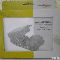 Maquetas: KIT M-270 MLRS/MARS , MINITANKS-ROCO ,REF.5185 (555). Lote 134764926