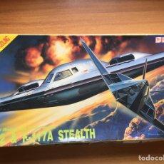 Maquetas: B-2 & F-117 STEALTH ( COMBO ) 1:200 DRAGÓN 2007 MAQUETA AVIÓN. Lote 136045714