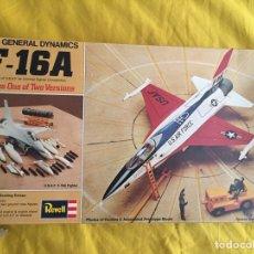 Maquetas: F-16 1:72 REVELL MAQUETA AVION. Lote 136359949